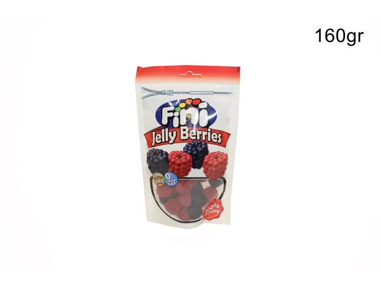 JELLY BERRIES DOYPACK 12BX150GR