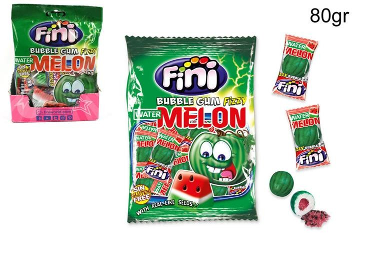 CHICLE WATERMELON 80GR