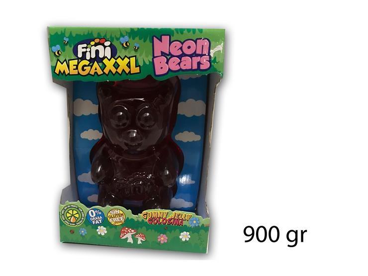 ORSO FRAGOLA MEGA XXL 900GR
