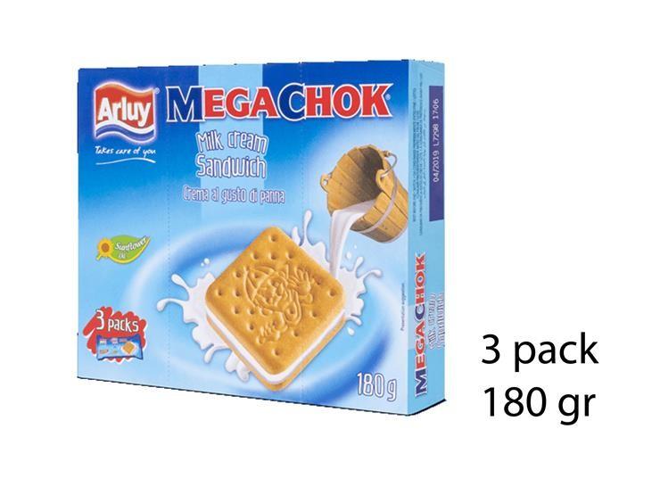 ARLUY MEGACHOK 3PACK 180GR@