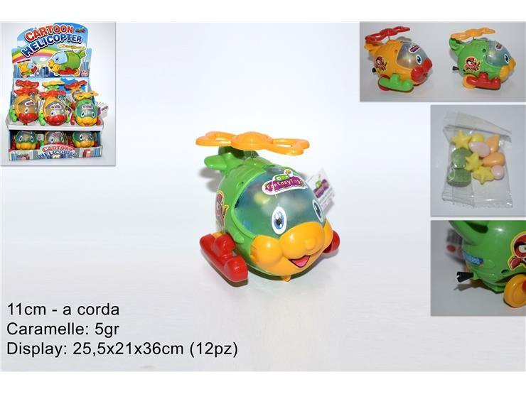 ELICOTTERO CARAMELLE 12PZ 50327