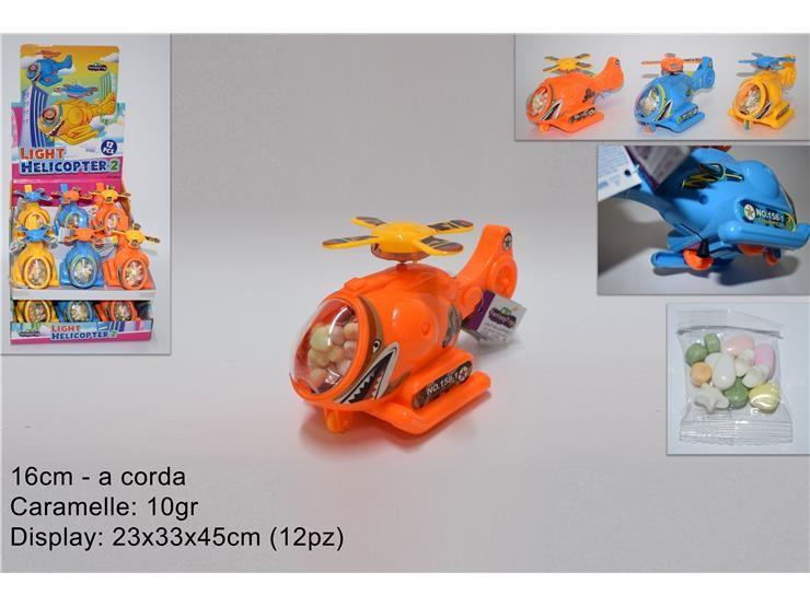 ELICOTTERO FUOCO CARAMELLE 12PZ50415