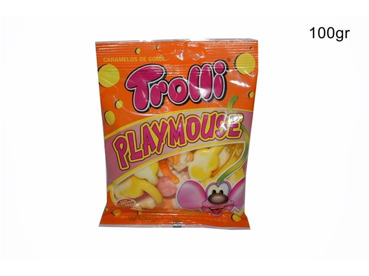 PLAYMOUSE GOMMOSE100GR TROL054@