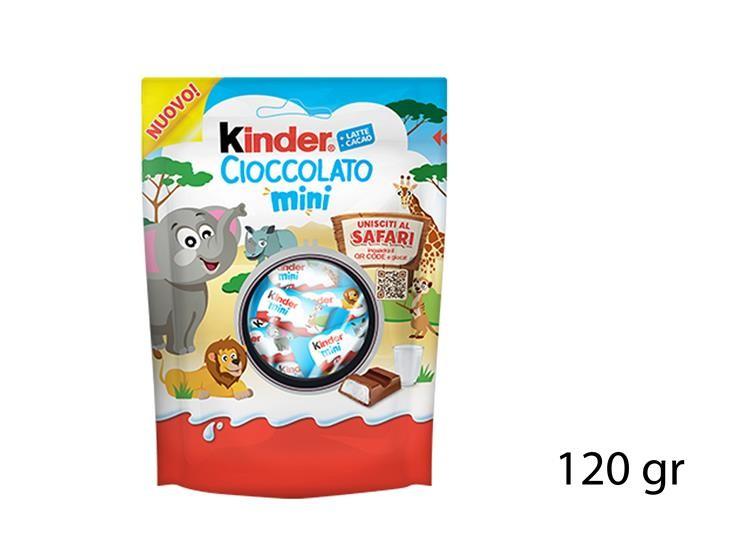 FERRERO KINDER MINI CIOC. 120GR 054813