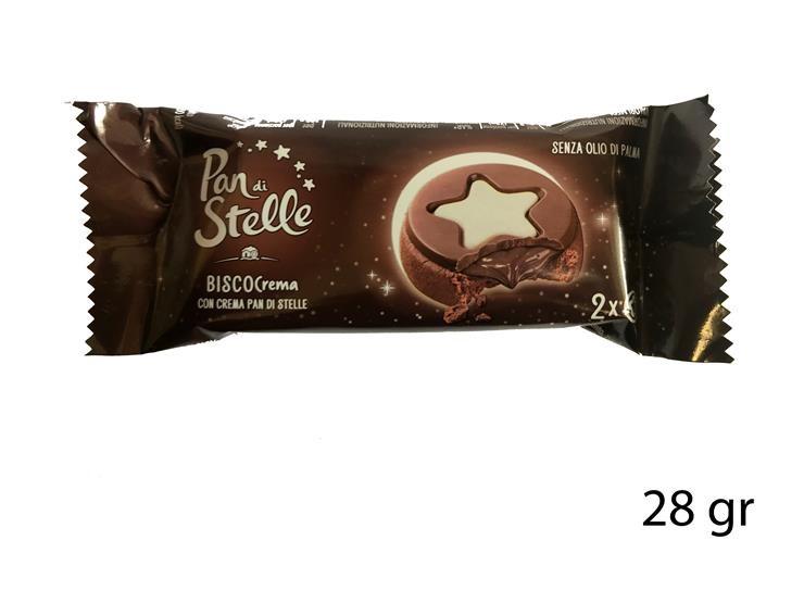PAN DI STELLE BISCOCREMA 28GR 067152