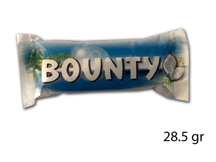 BOUNTY MINIS 28.5GR 16440