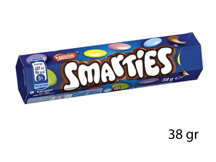 NESTLE' SMARTIES 38GR 2659