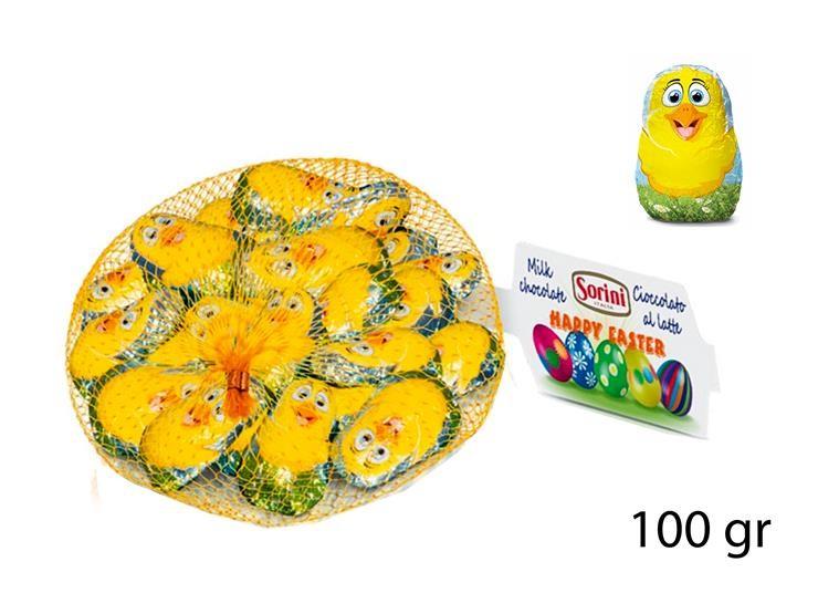 RETINA 100GR PULCINO 228960