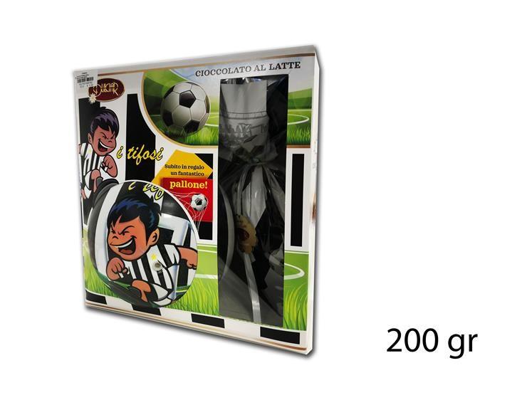 UOVO DI PASQUA BALL BIANCO/NER 200GR DBTJ200LE