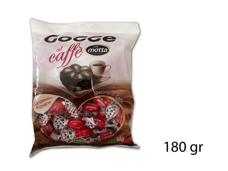 *BUSTA GOCCE AL CAFFE' 180 GR@