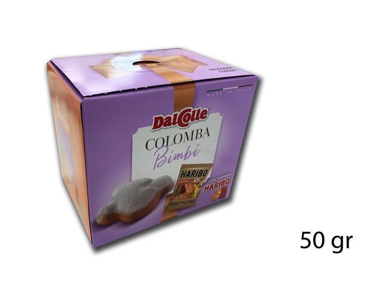 COLOMBINA HARIBO 50GR 53170004