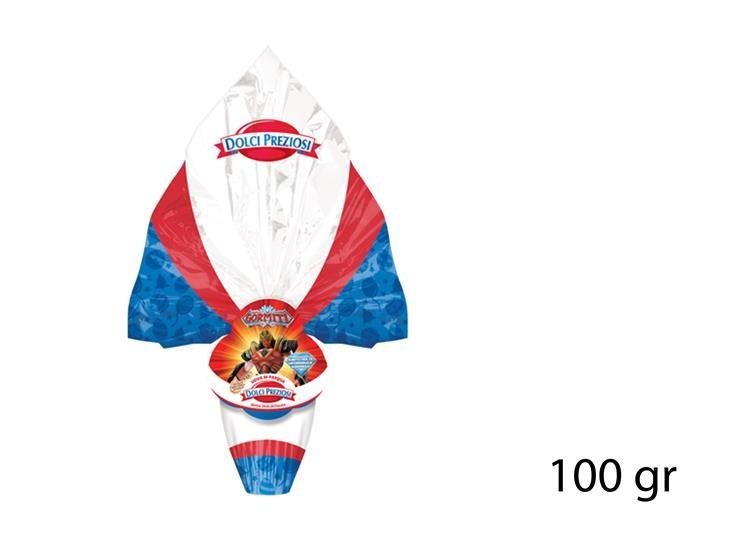 UOVA DI PASQUA GORMITI 100 G