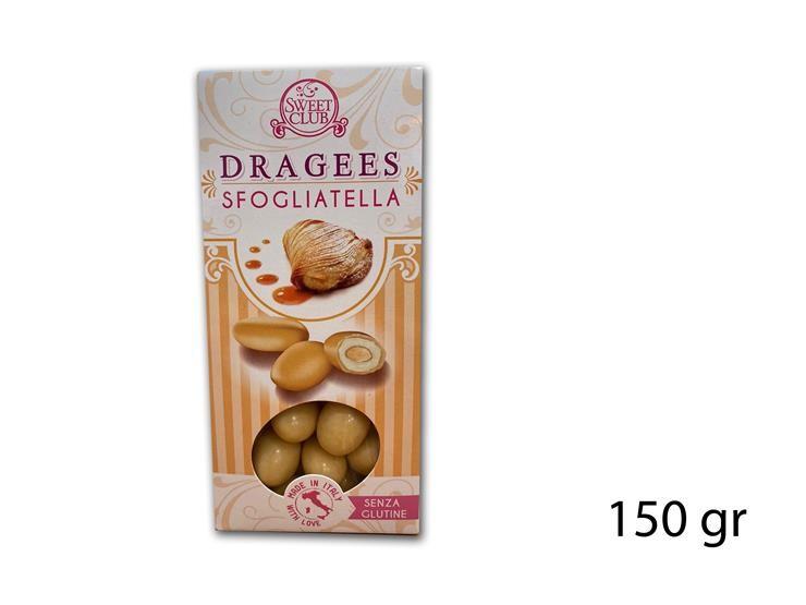 CONFETTI MANDOLA G.SFOGLIATELLA 150GSC62