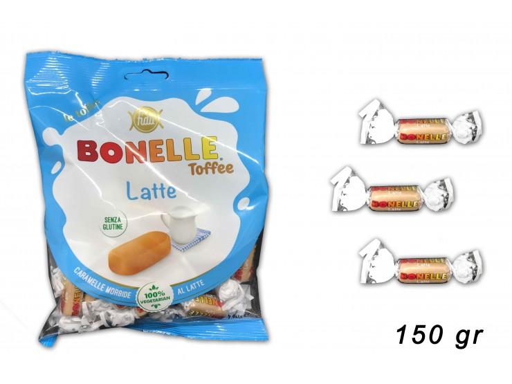 BONELLE TOFFEE AL LATTE 150 GR
