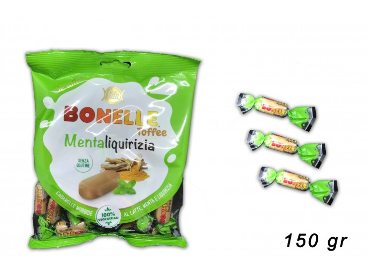 BONELLE TOFFEE MENTA E...