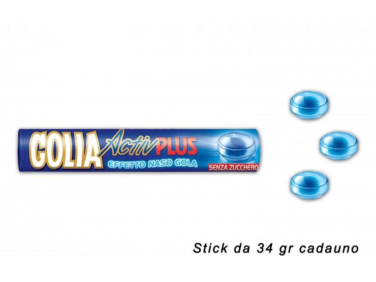 GOLIA ACTIV PLUS STICK 34 GR