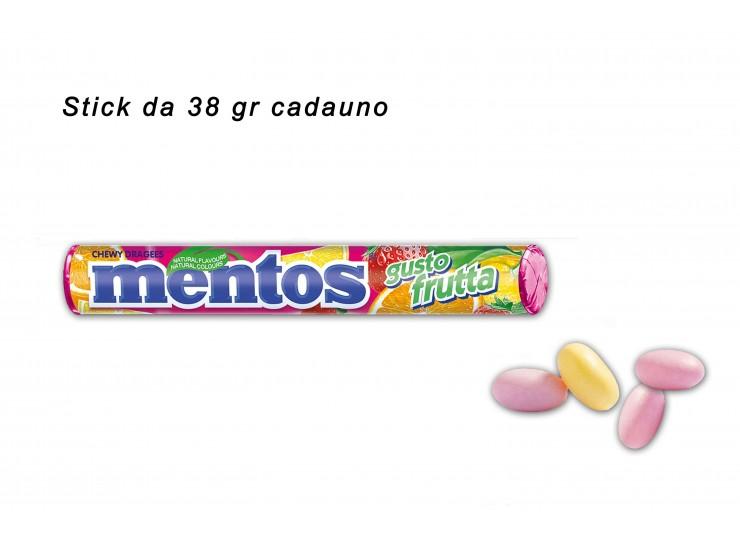 MENTOS COMPLIMENTOS FRUIT...
