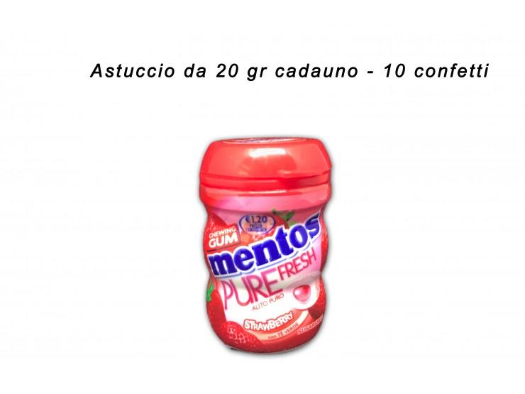 MENTOS PUREFRESH ROSSO...