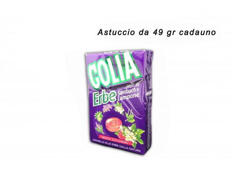 GOLIA ERBE FIORI DI SAMBUCO...